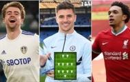 Đội hình tuyển Anh dựa trên điểm FPL: 2 cái tên của Leeds, Man Utd có ai?