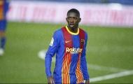 Thiếu tiền, Barca gửi thông điệp cứng rắn cho Dembele