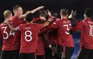 Man Utd vừa 'nhá hàng' đội hình ra sân trận chung kết Europa League