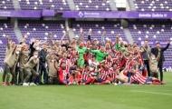 Ngược dòng kịch tính, Atletico Madrid lên ngôi vô địch La Liga