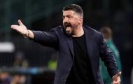 CHÍNH THỨC: Mất suất Champions League, Chủ tịch Napoli đăng đàn sa thải Gattuso