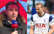 Neville chỉ thẳng 3 cầu thủ Man Utd nên dùng để đổi Harry Kane