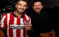 Simeone nói gì để thuyết phục Suarez gia nhập Atletico?