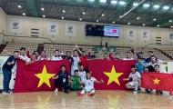 CHÍNH THỨC: ĐT Futsal Việt Nam đoạt vé dự World Cup 2021