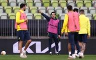 Villarreal lộ chiến thuật nguy hiểm trước đại chiến Man Utd