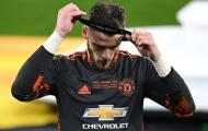 De Gea: Tự tay tiễn mình khỏi Man Utd