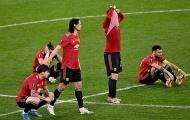 Không chỉ Fernandes, cả đội Man Utd đổ gục sau loạt luân lưu