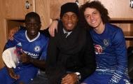 N'Golo Kante: Nguồn cảm hứng từ Drogba đến trận chung kết Champions League
