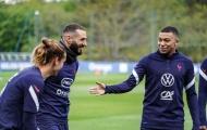 Benzema có lần đầu, tuyển Pháp dự báo xuất hiện 'tam tấu' khét tiếng