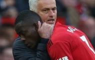 Eric Bailly: 'Mourinho luôn đối tốt với tôi...'
