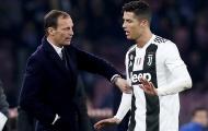 Max Allegri trở lại Juventus, M.U rộng cửa chiêu mộ Ronaldo?