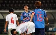 Sao Liverpool giúp ĐT Nhật Bản hủy diệt Myanmar 10-0