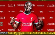 Cập bến Anfield, tân binh Liverpool nhận áo số mấy?