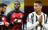 Man Utd ra 'tối hậu thư' cho Juve trong thương vụ Pogba - Ronaldo