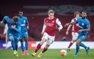 Vì 3 tố chất, Arsenal ấn định Odegaard là mục tiêu số một
