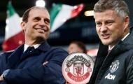 Vừa trở lại Juventus, Max Allegri đã muốn 'hớt tay trên' mục tiêu của M.U