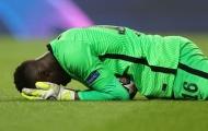 'Siêu người nhện' bật khóc và đổ gục khi Chelsea vô địch