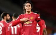 3 màn tỏa sáng của Edinson Cavani cùng Man Utd ở mùa giải 2020/21