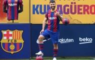 2 tân binh của Barca sẽ mang số áo bao nhiêu?