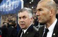Bổ nhiệm Ancelotti, Real đợi ngày 'Zidane 2.0' lên ghế thuyền trưởng?