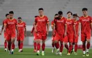 ĐT Việt Nam bất phân thắng bại với Jordan