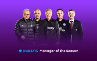 Lộ diện 5 HLV xuất sắc nhất Premier League 2020/21