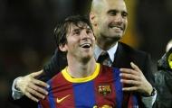 'Nói Pep thành công chỉ vì có Messi là không đúng'