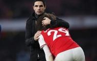 Chuyện gì đã xảy ra giữa Arteta và sao Arsenal bồng bột nổi loạn?