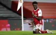 10 sao tuổi teen ra sân nhiều nhất mùa này: 'Báu vật' Arsenal số 1