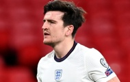 Harry Maguire báo tin quan trọng với tuyển Anh và HLV Southgate