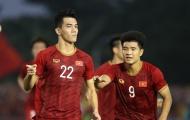 Hiệu suất của tiền đạo ĐT Việt Nam không cao, thầy Park có lo lắng?