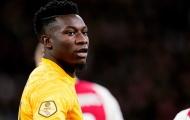 Lộ cái tên tiến cử Andre Onana cho Arsenal