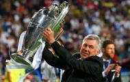 CHÍNH THỨC! Real công bố bản hợp đồng đầu tiên của triều đại Ancelotti