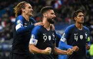 Đội hình tuyển Pháp mạnh nhất EURO 2020 do NHM bầu chọn