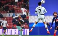 Sao tuyển Anh 'đè đầu cưỡi cổ' đối thủ, tái hiện khoảnh khắc Ronaldo