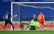 Thống kê tồi tệ của Benzema trong ngày trở lại đội tuyển Pháp