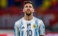 Các cầu thủ Argentina tri ân Maradona
