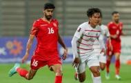 Bahrain hủy diệt Campuchia với cách biệt 8 bàn