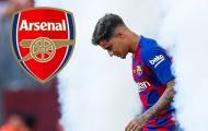 Đón hiện tượng săn bàn trở về Emirates, Arsenal không nên chiêu mộ Coutinho?
