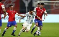 Messi gọi - Sanchez trả lời, Argentina chia điểm Chile trên sân nhà