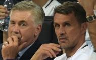 Trông cậy Ancelotti, Maldini tăng tốc thương vụ ngôi sao trẻ Real Madrid
