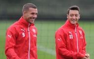 11 người Đức từng chơi cho Arsenal: Cay đắng Mesut Ozil