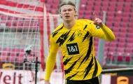 Dortmund chốt mức giá gây choáng ở vụ Haaland, các đại gia châu Âu muối mặt