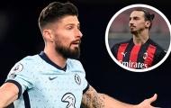 Sao Chelsea đáp lại lời mời gia nhập AC Milan của Ibrahimovic