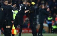 Thủ môn Liverpool từ chối gia hạn hợp đồng