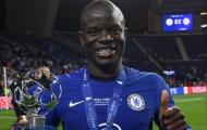 Kante nói rõ tương lai với Chelsea