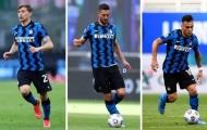 Liverpool đưa 3 ngôi sao của Inter Milan vào tầm ngắm