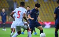 Dính đòn 'hồi mã thương', Thái Lan tan nát giấc mộng World Cup