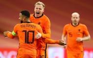 Đội hình Hà Lan mạnh nhất ở EURO 2020