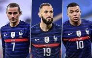 Những bộ ba tấn công đáng chú ý nhất EURO 2020